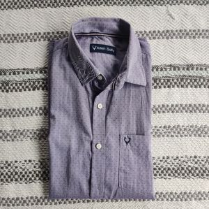 Lilac/lavender full sleeves shirt